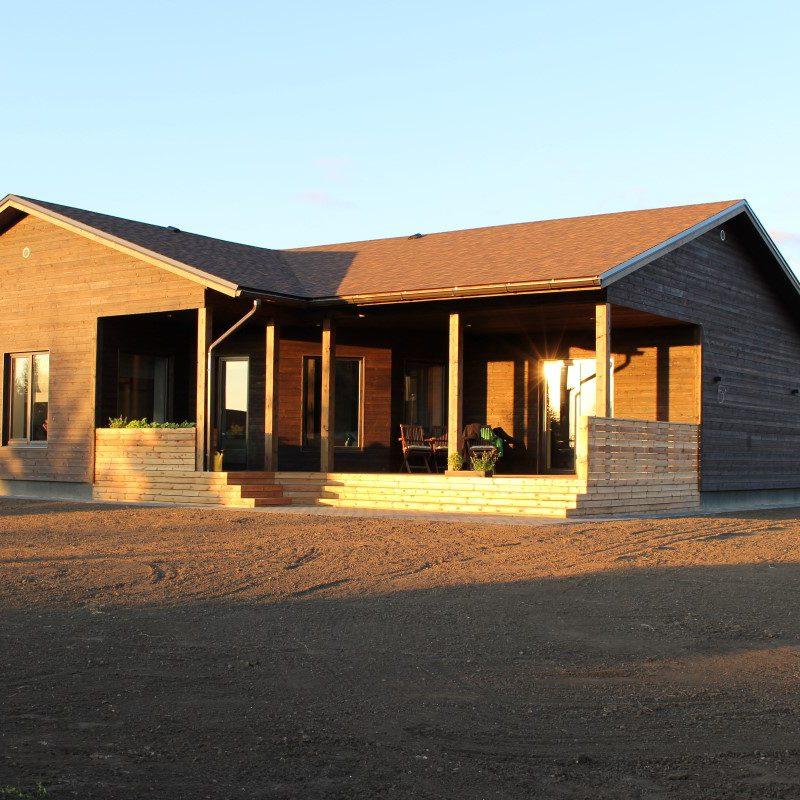maja ehitus